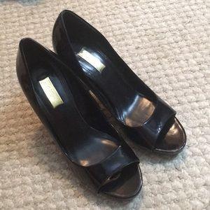 Sara high heels .